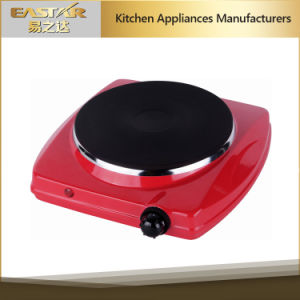 Color Painting Housing Electric Hot Plate Es-101 pictures & photos