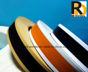 Various Thickness Furniture Decorated PVC Edge Banding pictures & photos