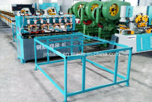 Jinsanli Railway Used CNC Steel Bar Mesh Welding Equipment pictures & photos