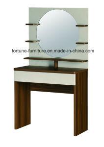 Bedroom Furniture/Modern Wooden Walnut&White Dresser (B1083)