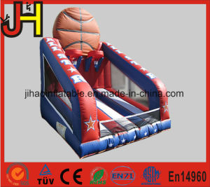 Portable Inflatable Basketball Shooting Game for Sale pictures & photos