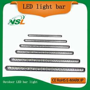 Single Row Slim LED Offroad Driving LED Light Bars for Cars pictures & photos