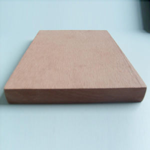 High Quality Eco-Friendly Wood Plastic Composite Floor pictures & photos