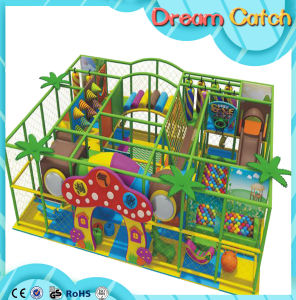 2017 High Quality Indoor Kindergarten Playground with Equipment for Kids pictures & photos