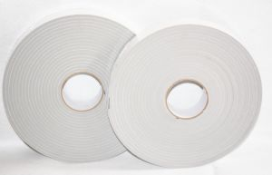 4.8mm Grey Color Single Sided PVC Foam Tape pictures & photos