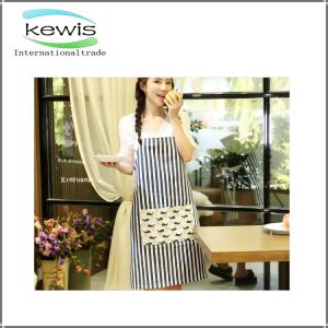 Hot Sale Printed Promotional Custom Lead Apron for BBQ pictures & photos