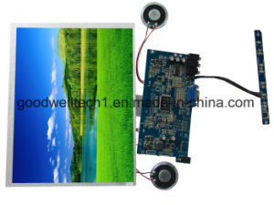 10.4 Inch SKD LCD Monitor with Touchscreen, HDMI DVI Input pictures & photos