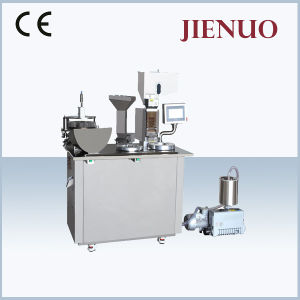 Newest Type Pharmaceutical Semi Automatic Hard Capsule Filling Machine for Pellet pictures & photos