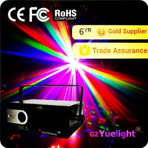 Yuelight High Quality 1W Full Color Animation Laser Projector pictures & photos