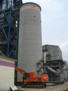 Low Power Consumption Cement Raw Meal Homogenizing Equipments pictures & photos