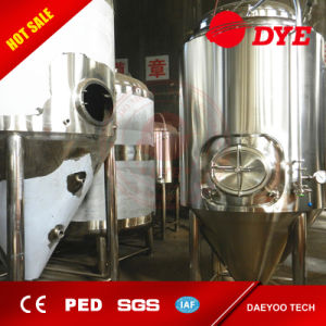1000 Gallon Industrial Conical Fermentation Tank pictures & photos