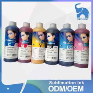 High Transfer Rate Digitall Printing Inkjet Sublimation Ink for Designjet pictures & photos