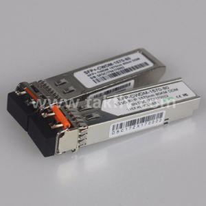 1.25g/10g SFP+ Dual Fiber LC Ddm 80km CWDM SFP pictures & photos