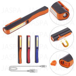 Rechargeable COB LED Penlight Flashlight (33-2J1701R) pictures & photos