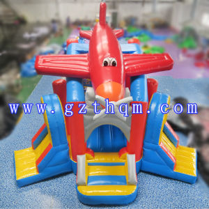 PVC Jumping Bouncer Kids Funny Bounce House/Inflatables Theme Park Bouncer House pictures & photos