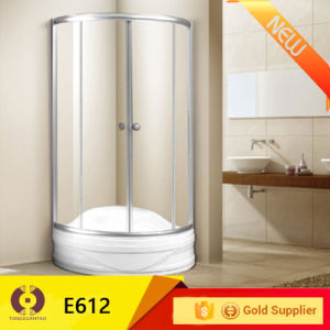 Sanitary Ware Acrylic Bathroom Fitting Shower Room (E612) pictures & photos