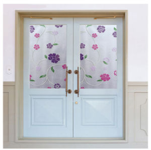 Static Cling Window Film Graphic Printed-P119 pictures & photos