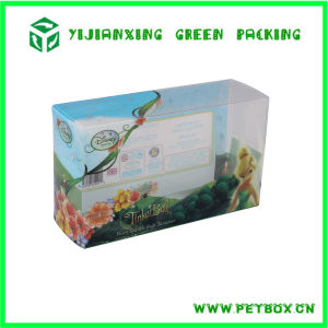 PVC Plastic Printing Colors Clear Container