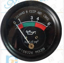 General Auto Direct Oil Pressure Gauge for Russia pictures & photos