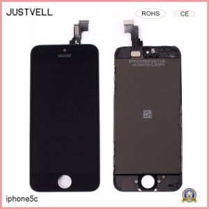 OEM LCD Replacement Mobile Phone Touch Screen for iPhone 5c Display pictures & photos