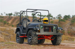 off Road 200cc 2 Seat Dune Buggy (JYATV-020) pictures & photos