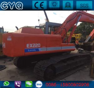 Original Hitachi Ex200-1 Usede Excavator for Sale pictures & photos