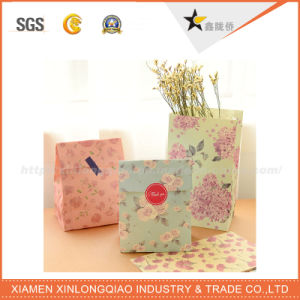 China Factory OEM Custom Paper Bag for Clothes pictures & photos