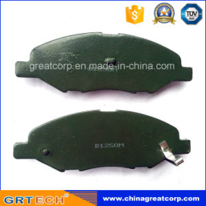 D1250m OEM Quality China Brake Pad for Nissan pictures & photos