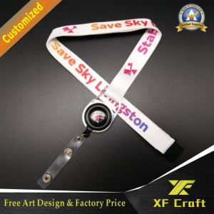 Promotional Gift Printed Neck Lanyard Custom&Polyester Printing Lanyards China Wholesale (XF-LY05) pictures & photos