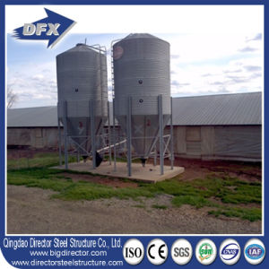 Steel Structure Design Poultry Farm Shed pictures & photos