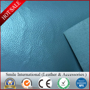 Cheap PVC Leather Kniffed Backing for Car Seat and Sofa Good Quality Factory Wholesales pictures & photos