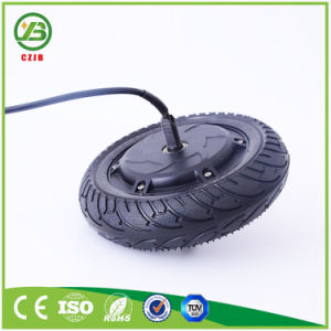Jb-8′′ 36V 250W Escooter 8inch Brushless Gearless Wheel Hub Motor pictures & photos