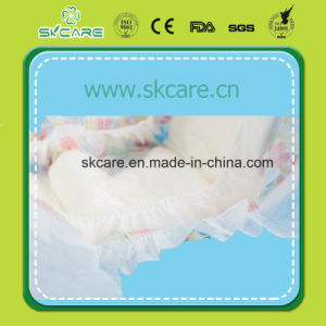 Ultra Thin Soft Cotton Disposable Baby Diapers pictures & photos