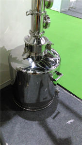Stainless Steel Distiller for Alcohol, Cosmetic Industry pictures & photos
