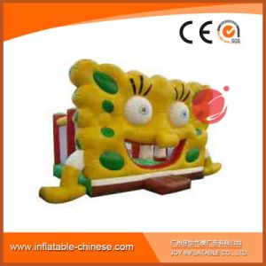 Inflatable Monkey Moonwalk Jumping Castle Bouncer for Kids (T1-511) pictures & photos