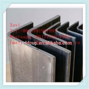 Low Alloy Galvanized Steel Angle for Steel Structure pictures & photos