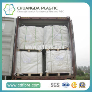 FIBC Jumbo Ton Container Big Bag with White Buffle pictures & photos