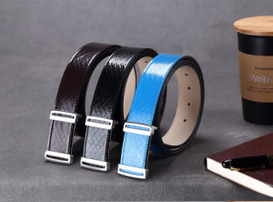 Genuine Top Layer Leather Full Grain Cowhide Men Belt pictures & photos