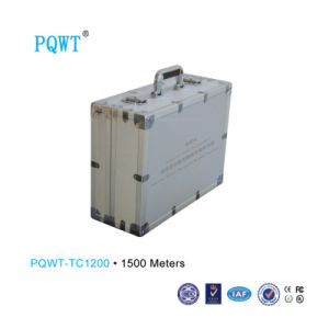 Pqwt-Tc1200 Anti-Interference Mapping Water Finder High Detect Depth pictures & photos