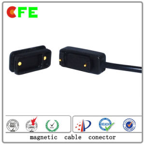 China Customized Waterproof Male and Female Magnet Connector Supplier pictures & photos