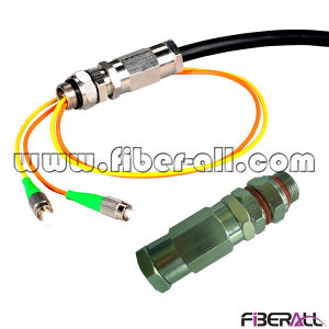 Fan-out Type Outdoor Waterproof Optical Multi-Fiber Patch Cable pictures & photos
