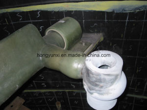 Abrasion Resistant Fiberglass spray Pipe with Spray Header pictures & photos