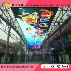 Indoor Fixed Installation P5 Full Color Advertising LED Screen/Video Wall with Low Factory Price pictures & photos