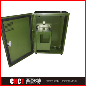 Precision Steel Metal Electrical Power Boxes pictures & photos