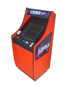 Upright Arcade Machine Traditional Classic Arcade Machine pictures & photos