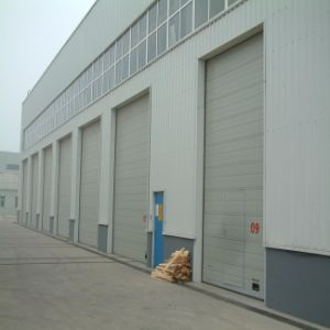 Customized Automatic Metal Fast Rolling Shutter Door pictures & photos