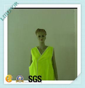 High Visibility Fluorescent Reflective Safety Vest