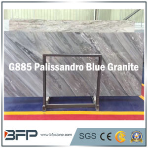 Building Material Blue Granite Slab for Floor Tile and Countertop pictures & photos