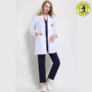 OEM Service Professional Cotton Medical Scrubs Nurse Hospital Uniform Designs pictures & photos