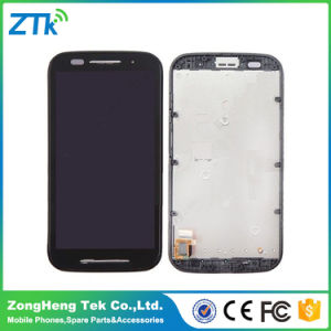 No Dead Pixel LCD Touch Digitizer for Motorola Moto E LCD Screen pictures & photos